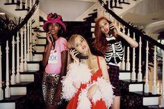 The Kids in America: Das Label #Wildfox goes #Clueless mit dem Lookbook für Sommer 2013