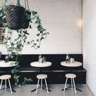 Cozy Coffee Shop Design And Decorations Gallery 1