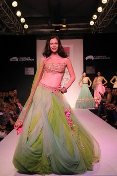 Anushree Reddy Designer Latest Winter Collection 2013-2014 (7)