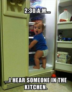 Who is in the kitchen?  #funnymemes #funny #meme http://www.vishandpips.com/