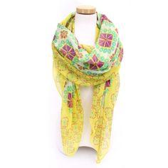 "⭐️LAST ONE!⭐️Multi Color Oblong Scarf ✳️Bundle to save 15%!✳️ 100% Polyester 42x73"" Boutique  Accessories Scarves & Wraps"