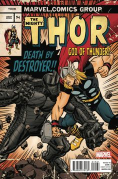 Thor: God of Thunder #14 - The Accursed Part Two of Five: The League of Realms (Issue)