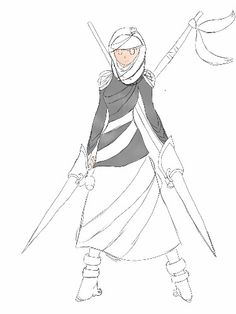 Muslim Warrior (1) <<WIP>> dont steal my idea.. pwueesee *puppy eyes*