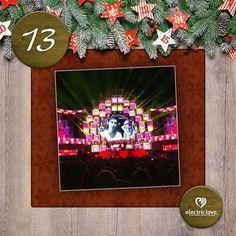 Electric Love Advent Calendar - Day 13!  Zeit für Erinnerungen! Wir sind auf der Suche nach eurem ELF16-Moment bzw. eurem ELF16-Song! Was war der Track der euch dieses Jahr am Festival am meisten in Extase versetzt hat? Schreibt es uns in die Kommentare - unter allen Comments verlosen wir 1 Meet & Greet mit einem Top-DJ am ELF17! Gewinner gibt's wie immer Morgen - Viel Glück!  ####################  Time for a little throwback! We're looking for your absolute favourite ELF16 track which…