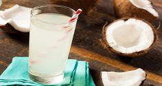kokosová voda ráno na lačno