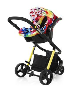 chilly kids jaguar 3 in 1 pram combi stroller car seat rain cover mosquito net 07 colors 56. Black Bedroom Furniture Sets. Home Design Ideas