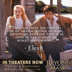 Can't wait for the DVD! Beyond the Mask Movie Coming To Theaters, In Theaters Now, Beyond The Mask, Global Conflict, English Village, Movies Showing, Revolutionaries, Movie Quotes, Good Movies