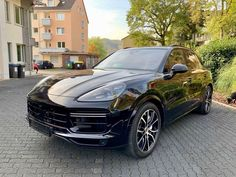 Porsche Cayenne Turbo Tiptronic S - CarWithStyle Porche Cayenne, Cayenne Turbo, 911 Turbo, All Cars, Amazing Cars, Porsche 911, Hot Wheels, Dream Cars, Automobile