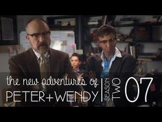 Just Like Dad - S2E07 - The New Adventures of Peter and Wendy - YouTube