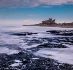 Bamburgh Casle 4 WM   by DXW1978 England, Explore, Water, Outdoor, Gripe Water, Outdoors, Outdoor Games, English, The Great Outdoors