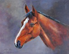 Thoroughbred Art Print featuring the painting Kauto Star by Jacinta Crowley-Long