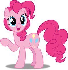 Vector #316 - Pinkie Pie #19 by DashieSparkle on DeviantArt