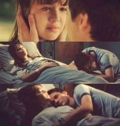 A Walk to Remember. Landon's love for Jamie in the movie is probably the best love I've ever seen a man have for a woman, in any movie. That's one of the reasons I love it so much. <3
