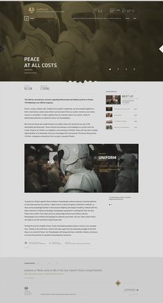 Capitol TV on Behance