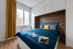 Nieduże mieszkanie: zobacz piękne i wygodne wnętrze - Galeria - Dobrzemieszkaj.pl Home Staging, Furniture, Apartments, Home Decor, Interiors, Decoration Home, Room Decor, Home Furnishings, Decorating