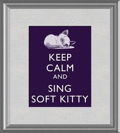 Soft Kitty :)