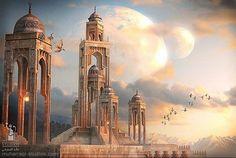 """Berth Of A New Don,"" Khalid Al-muharraqi"
