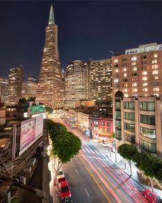 Transamerica Pyramid, San Francisco Skyline, Paris Skyline, Street, Travel, Instagram, Viajes, Destinations, Traveling