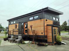 Waterhaus Prefab Tiny Home (450 Sq Ft) - TINY HOUSE TOWN