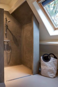 dyi bathroom remodel is unconditionally important for your home. Whether you pick the bathroom remodel tips or remodeling ideas bathroom, you will create the best serene bathroom for your own life. Attic Bathroom, Bathroom Toilets, Laundry In Bathroom, Bathroom Shower Curtains, Serene Bathroom, Dyi Bathroom, Bedroom With Bath, Bedroom Small, Bath Room