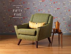 """midcenturymodernfreak: """"Inspired by iconic furniture of the and these G Plan Vintage pieces have been designed in collaboration with Hemingway Design, renowned as experts in all things. Retro Furniture, Shabby Chic Furniture, Dining Furniture, Furniture Design, Upholstered Furniture, Furniture Ideas, Mid Century Sofa, Mid Century Furniture, Mid-century Interior"""