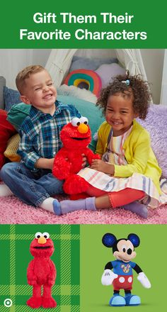 Gift them their favorite characters this season. Shop exciting toddler and preschool toys such as Fisher-Price Thomas & Friends Super Cruiser, Sesame Street Love to Hug Elmo Plush, Disney Mickey Mouse Hot Diggity Remix Feature Plush and more. Find them online or at a Target near you. Van Conversion Interior, Preschool Toys, Toy Kitchen, Design Hotel, Thomas And Friends, Gift List, Disney Mickey Mouse, Elmo, Fisher Price