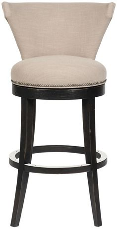 Avery Swivel Bar Stool V966-BSS - Our Products - Vanguard Furniture