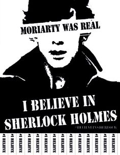 Tear off poster, print it and post everywhere!  #sherlock