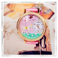 so cute! my pink princess dream mini watch $39.99