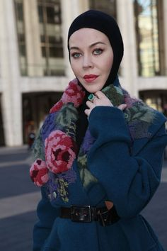 ❤ Ulyana's coat