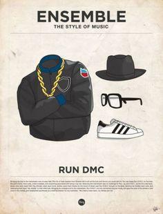 """""""My Adidas"""" RUN DMC Style......."""