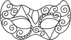 Printable carnival masks, # carnival Best Picture For diy carnival signs For Your Taste You are looking for something, and it is going to tell you exactly what you Diy And Crafts, Arts And Crafts, Paper Crafts, Diy Carnival, Carnival Signs, Carnival Dress, Carnival Prizes, Urban Threads, Venetian Masks