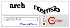 CAPTCHAs have long relied on the inability of software to read distorted text. However, our research recently showed that today's Artificial Intelligence technology can solve even the most difficult variant of distorted text at 99.8% accuracy.   To counter this, Google is not relying on distorted text anymore but developed an Advanced Risk Analysis backend that considers a user's engagement with the CAPTCHA—before, during, and after—to determine whether that user is a human.