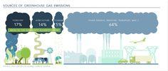 Sources of Greenhouse Gas Emissions | survivallife.com