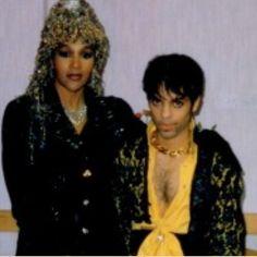 Rare Prince photo