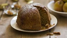 Toffee apple cake by Paul Hollywood - British Bake off.mmm great served with Chantilly cream or custard. Cake Recipes Bbc, Apple Cake Recipes, Bbc Good Food Recipes, Sweet Recipes, Apple Cakes, Flour Recipes, Moist Apple Cake, British Baking, Great British Bake Off