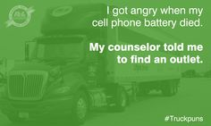 I got angry when my cell phone battery died.  My counselor told me to find an outlet.