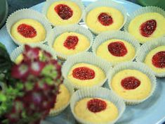 Image for Hallongrottor Swedish Recipes, Sweet Recipes, Baking Recipes, Cake Recipes, Joy Of Cooking, Halloumi, Food Cakes, Learn To Cook, No Bake Desserts