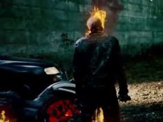 Ghost Rider: Spirit Of Vengeance - First Transformation