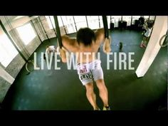 Reebok's LIVE WITH FIRE campaign is a rallying cry to live life to the fullest. It's not enough to just walk through life; you should live your life with passion, intent and purpose.  When you do, your whole life will ignite and in turn, you will ignite the lives of people around you. At Reebok, we are uniquely positioned to spark your potential...