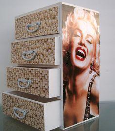 Jewelry Box - Marilyn Monroe by StrictlyCute #dteam