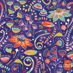 Spring Day - Art Licensing Design
