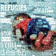 #Aylan #Europe Stop #Syria Death (color).