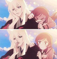 Tomoe and Nanami *-*