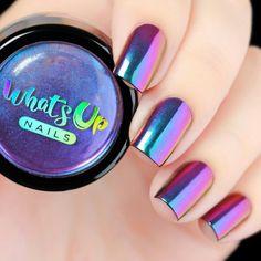Whats Up Nails - Dream Powder #Nailartdesigns