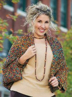 Adult Fashion Crochet Patterns
