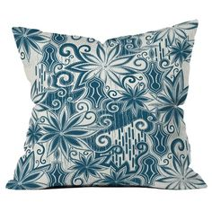 Khristian A. Howell Moroccan Mirage Throw Pillow