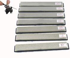 Ruixin Coltello Apex temperamatite specila uso del diamante cote 80 120 200 400 600 800 1000 1500 2000 Grit