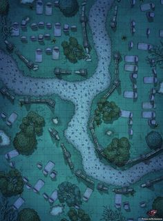 Graveyard Battle Map for Dungeons & Dragons and Pathfinder , Dungeons And Dragons Homebrew, D&d Dungeons And Dragons, Dnd World Map, Pathfinder Maps, Rpg Map, Dungeon Maps, Grid, Fantasy Map, Fantasy Battle