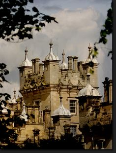Floors Castle · Scottish Borders © Lothar Hentschel